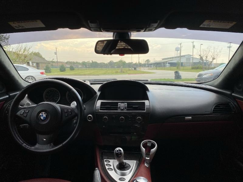 BMW 6-Series 2007 price $11,995