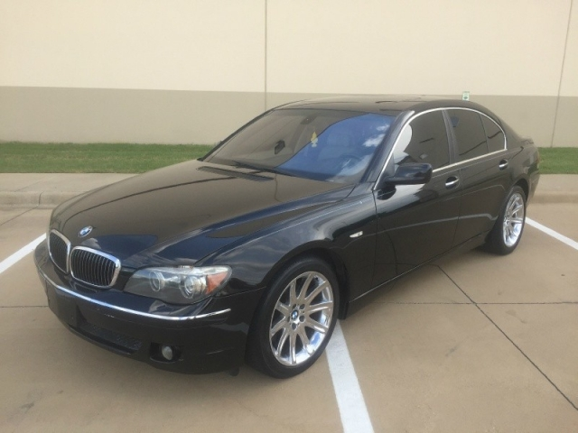 2006 Bmw 750i Premium Package Loaded Inventory Aa Motors