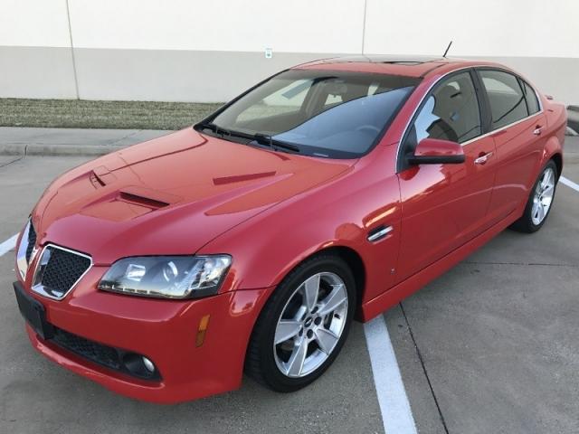2008 Pontiac G8 Gt Inventory Aa Motors Auto Dealership In