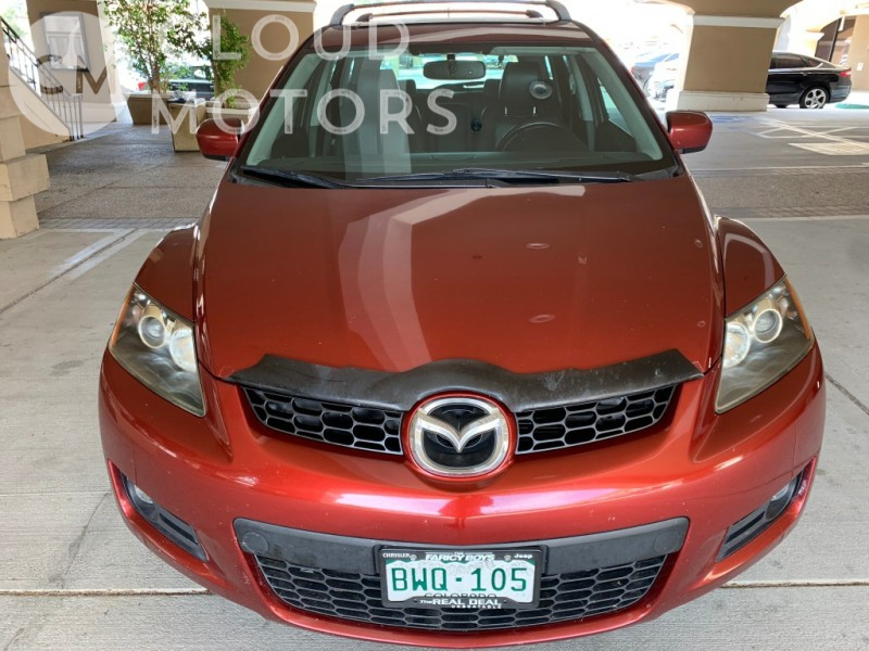 Mazda CX-7 2007 price $4,800