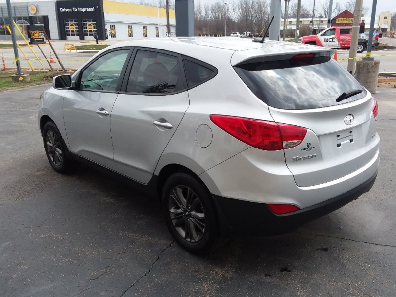 HYUNDAI TUCSON 2014 price Call for Pricing.