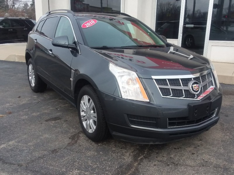 CADILLAC SRX 2010 price Call for Pricing.