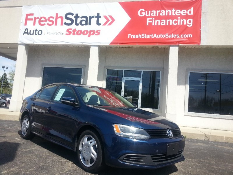 2012 Volkswagen Jetta Se Inventory Fresh Start Auto Sales Auto Dealership In Muncie Indiana