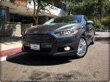 Ford Fusion Energi 2016