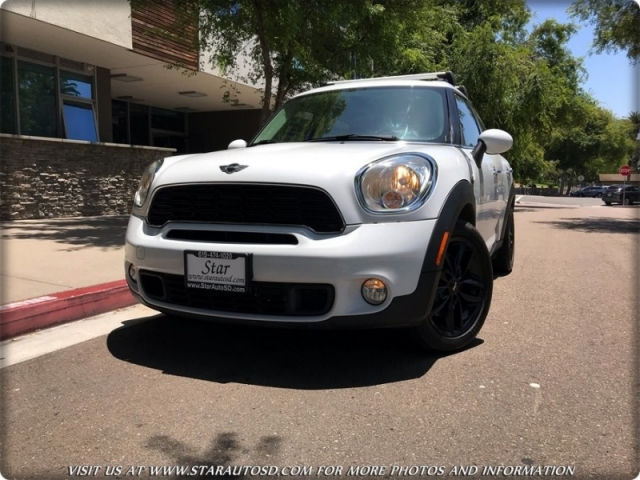 2013 Mini Cooper Countryman