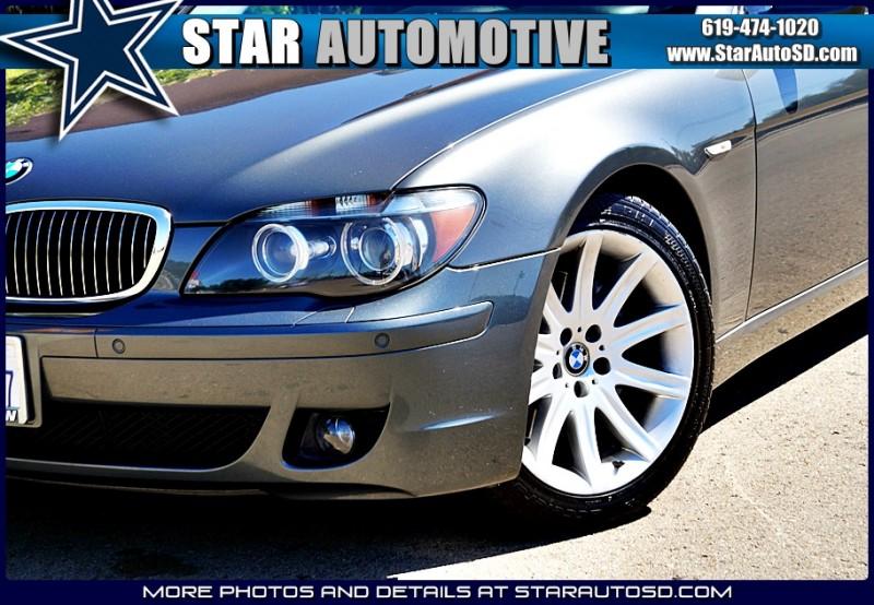 2006 BMW 7 Series 750Li 4dr Sdn - Inventory | Star