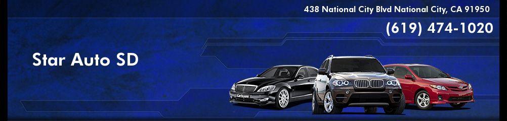 Star Automotive. (619) 474-1020