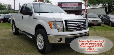 2010 Ford F-150 4x4 XLT | ExtCab | Well Kept | Drives Strong | EZFinancing!