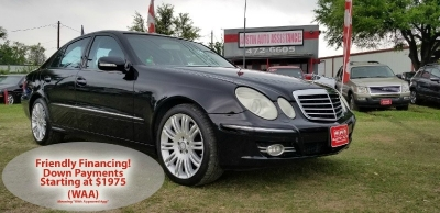 2008 Mercedes-Benz E350 | 103K Miles | Well Kept | Nice Tires | EZFinancing!