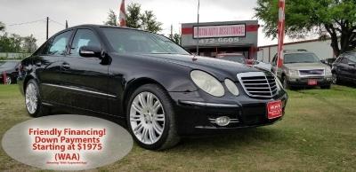 2008 Mercedes-Benz E350 | 103K Miles | Well Kept | Nice Tires | EZFinancing!