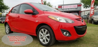 2012 Mazda 2i Touring | Automatic | 99K Miles | Well Kept | Drives Smooth | EZFinancing!