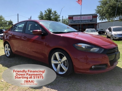 2013 Dodge Dart Limited | Leather | Nav | Very Clean | Drives Excellent | EZFinancing!