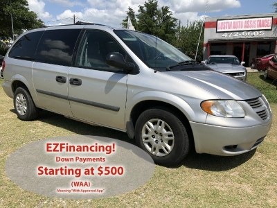 2005 Dodge Caravan | New Tires | Cold AC | Drives Smooth | EZFinancing!