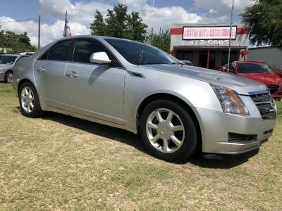2009 Cadillac CTS | Lots of Records | Well Kept | Drives Excellent | EZFinancing!