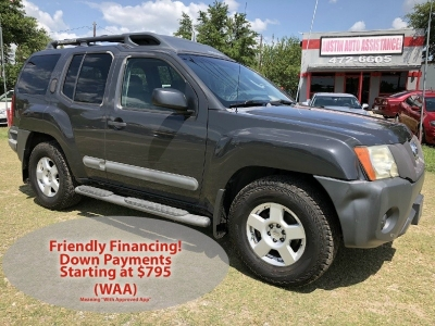 2005 Nissan Xterra S | 1Owner | Clean Inside | Drives Excellent | EZFinancing!