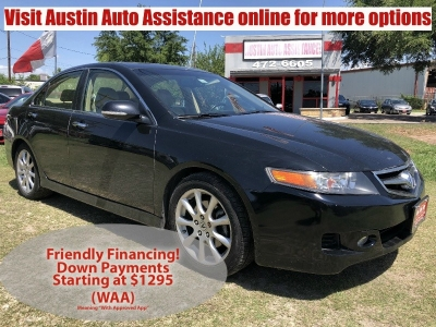 2007 Acura TSX | 1Owner | Nav | Very Clean | Drives Fantastic | EZFinancing!