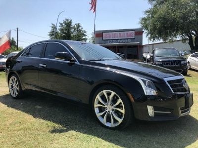 2013 Cadillac ATS | 1Owner | 82K Miles | Very Clean | Drives Excellent | EZFinancing!