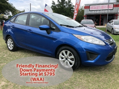 2011 Ford Fiesta SE | 4DR | Automatic | Clean Inside | Gas Saver | Drives Smooth | EZFinancing!