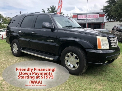 2004 Cadillac Escalade AWD | Well Serviced | Captains | Nav | 3rdRow | EZFinancing!