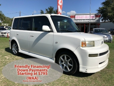 2006 Scion xB | 5speed | Service Records | Very Clean | Gas Saver | EZFinancing!