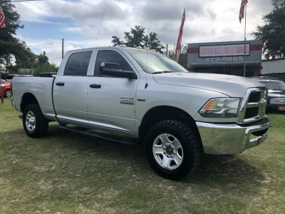2014 Ram 2500 CrewCab | 4x4 | 6.7Hemi | 1Owner | Tradesman Edition | Well Kept | Drives Strong!