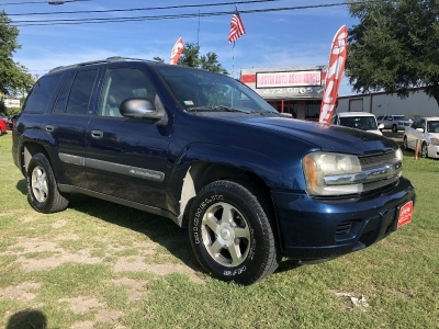 2004 Chevrolet TrailBlazer LT | New Tires | Clean Inside | Drives Smooth | EZFinancing!