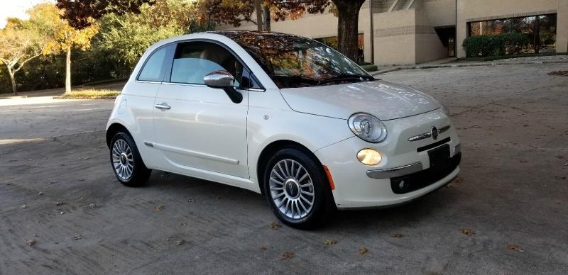 Fiat 500 2012 price $5,450