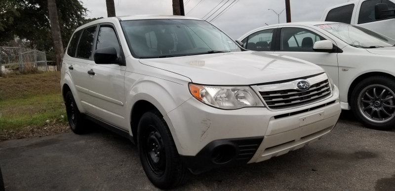Subaru Forester 2009 price $6,450