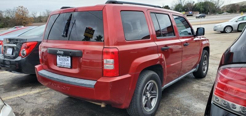Jeep Patriot 2008 price $3,300