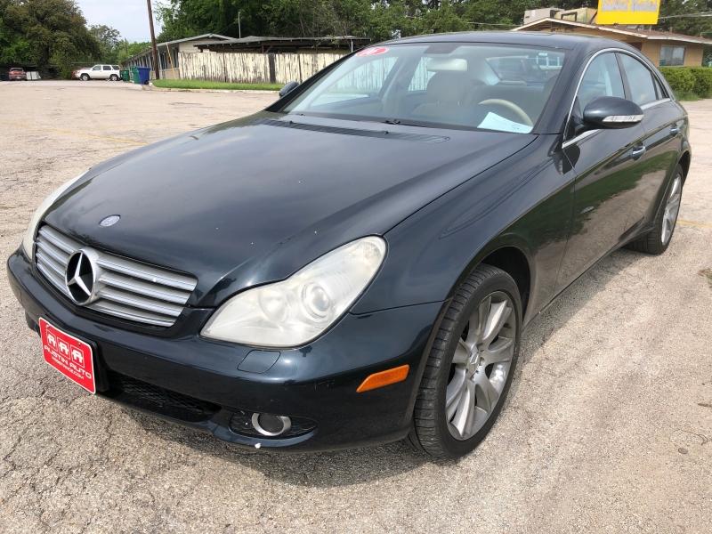 Mercedes-Benz CLS-Class 2006 price $8,950