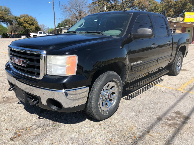 GMC Sierra 1500 2008 price $9,850