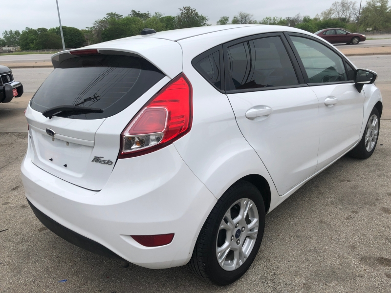 Ford Fiesta 2014 price $4,500