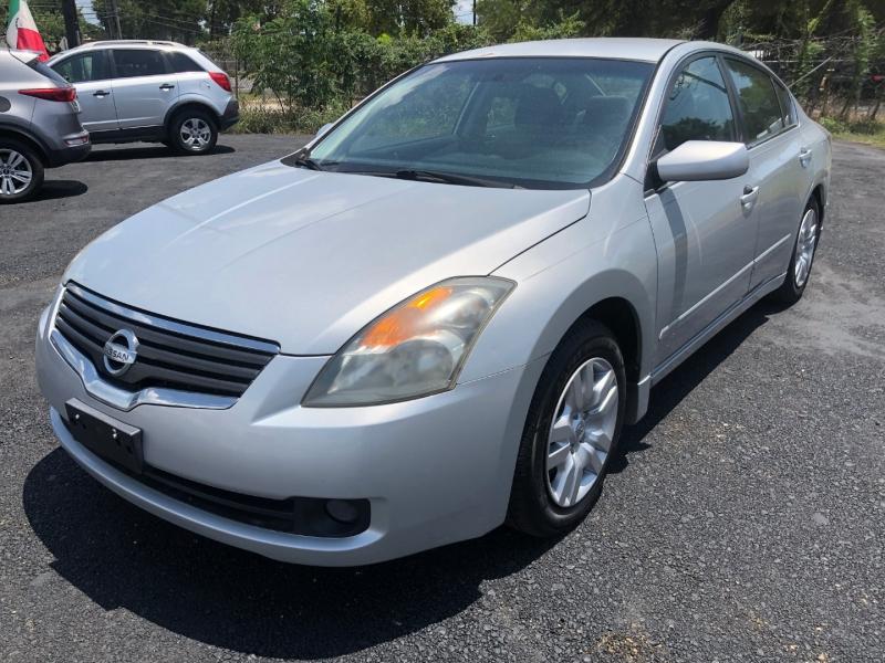 Nissan Altima 2009 price $0