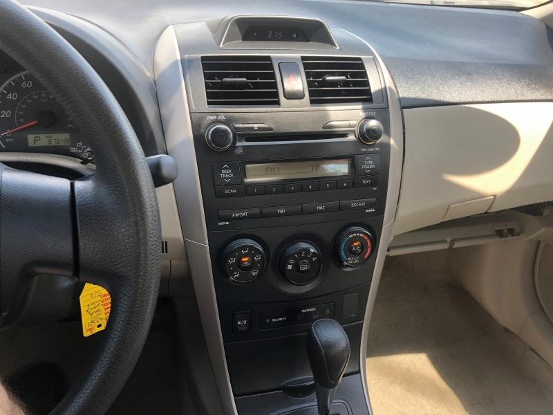 Toyota Corolla 2013 price $7,500