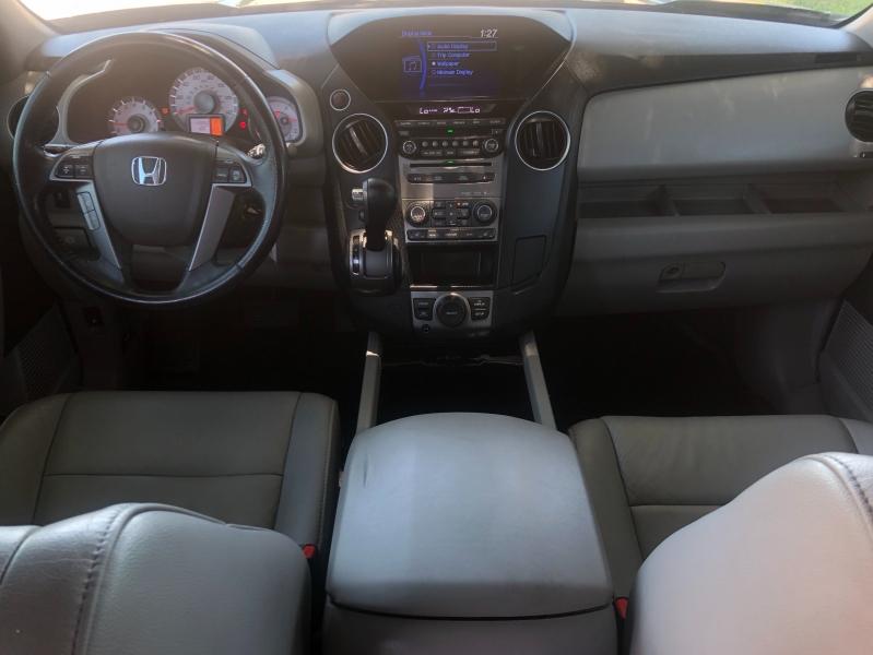 Honda Pilot 2014 price