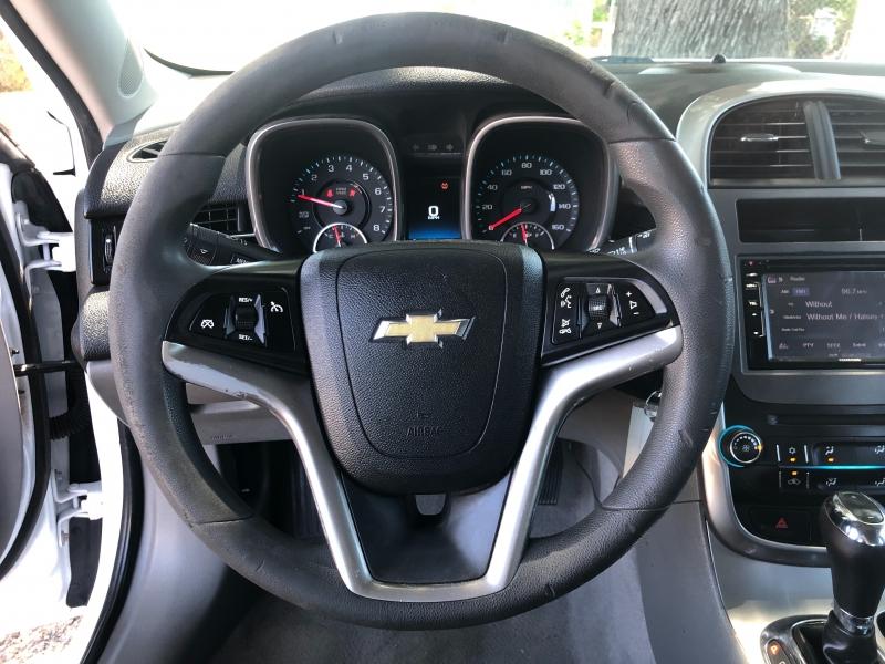 Chevrolet Malibu 2015 price