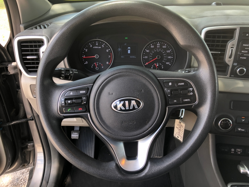 Kia Sportage 2017 price