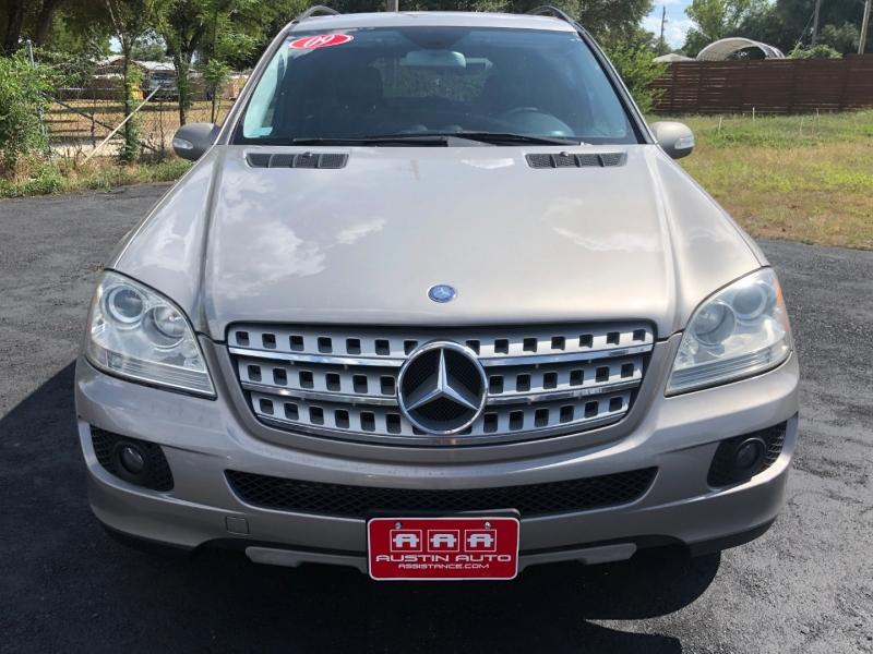 Mercedes-Benz M-Class 2008 price