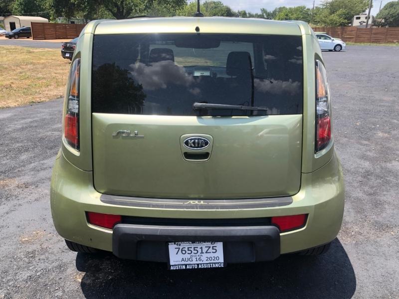Kia Soul 2010 price $0