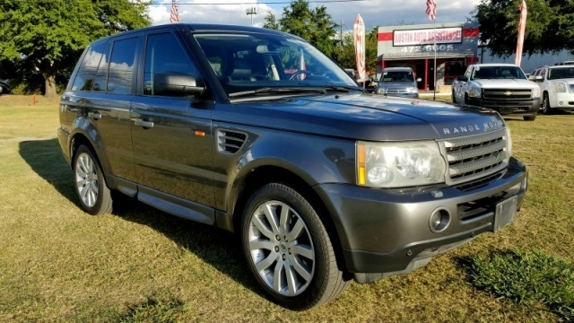 Land Rover Range Rover Sport HSE WELL MAINTAINED SERVICE - Land rover austin service