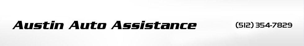 Austin Auto Assistance. (512) 354-7829