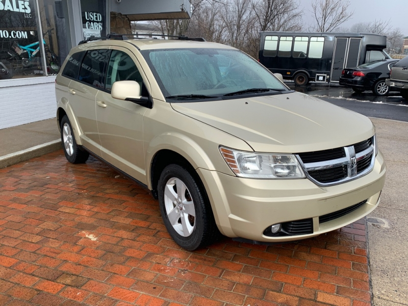 DODGE JOURNEY 2010 price $5,500