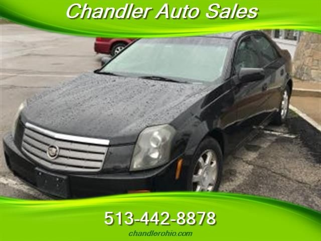 CADILLAC CTS 2004 price $4,967