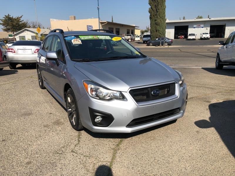 Subaru Impreza Wagon 2012 price $8,999