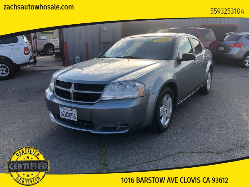Dodge Avenger 2008 price $3,995