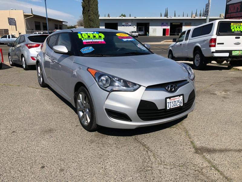 Hyundai Veloster 2016 price $8,995