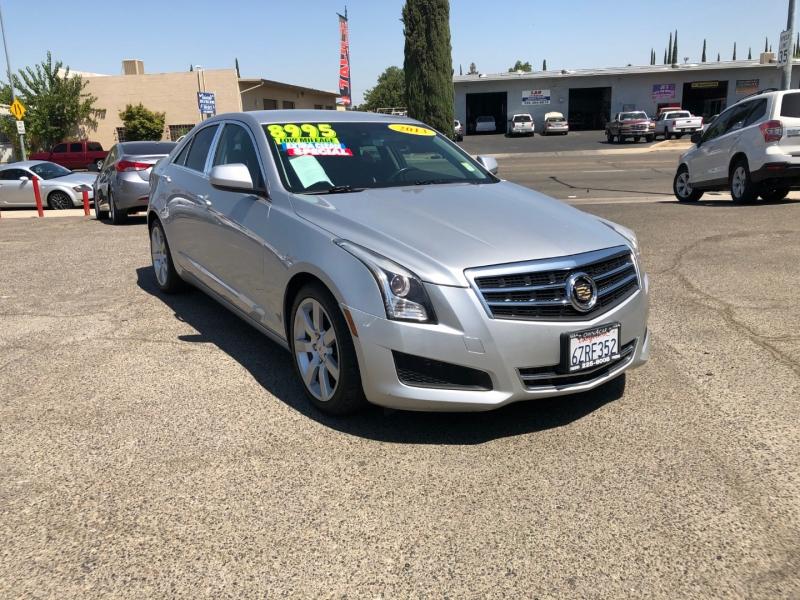 Cadillac ATS 2013 price $8,995