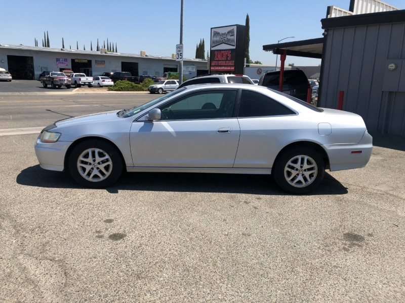 Honda Accord Cpe 2002 price $3,599