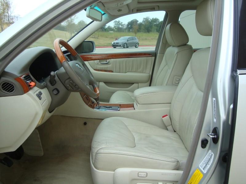 Lexus LS 430 2002 price $6,250