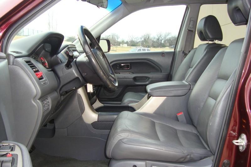 Honda Pilot 2007 price $6,250